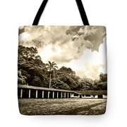 Hacienda La Elvira Tote Bag
