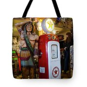 Hackberry Route 66 Arizona Tote Bag