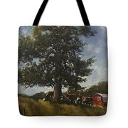 Hackberry Shade Tote Bag