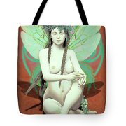 Hada Del Bosque Tote Bag