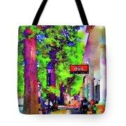 Haddonfield Downtown Tote Bag