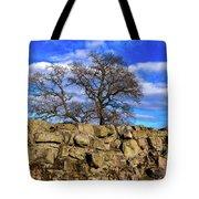 Hadrians Tree Tote Bag