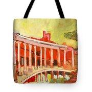 Hadrian's Villa Tote Bag