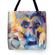 Hagen Tote Bag by Kimberly Santini