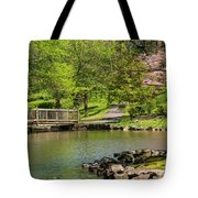 Hagerstown City Park Tote Bag
