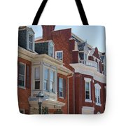 Hagerstown Cityscape Tote Bag