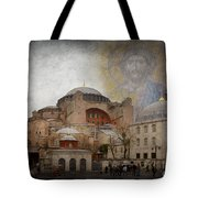 Hagia Sophia Tote Bag
