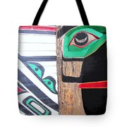 Haida One Tote Bag