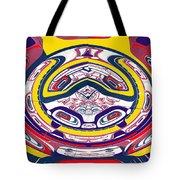 Haida Three Tote Bag