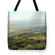 Haifa Natural Park Tote Bag