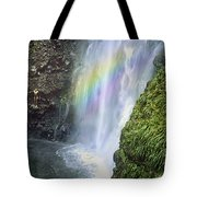 Haines Falls Island Of Dominica Tote Bag