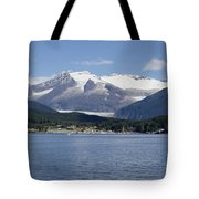 Haines Harbor Tote Bag