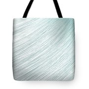 Hair Blowing Closeup Tote Bag