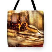 Hair Dresser - Implements  Of Hair Care  Tote Bag