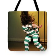 Hair Fly Tote Bag