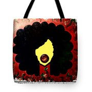 Hair Makes Noise Tote Bag