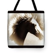 Hair Raising Tote Bag