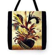 Hairflower Arrangement 2 Tote Bag