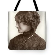 Hairstyle, C1900 Tote Bag