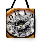 Hairy Times Tote Bag