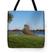 Haithco Park Tote Bag
