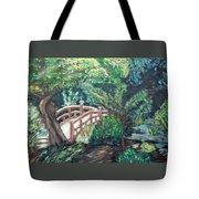 Hakone Garden Tote Bag