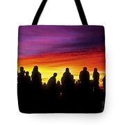 Haleakala Color Show Tote Bag