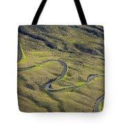 Haleakala Highway Tote Bag