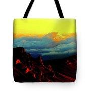 Halekala Sunrise Tote Bag