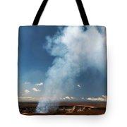 Halemaumau Crater 2016 Tote Bag