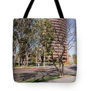 Half Circle Building Tote Bag