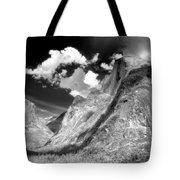 Half Dome - Alternative View - Yosemite Tote Bag