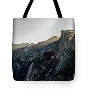 Half Dome From Glacier Point Tote Bag