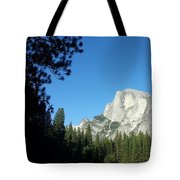 Half Dome Village Tote Bag