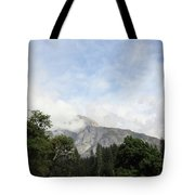 Half Dome Yosemite National Park Tote Bag