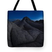 Half-light Tote Bag