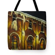 Halifax Ale House In Ice Tote Bag