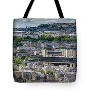 Halifax Panoramic View 2 Tote Bag