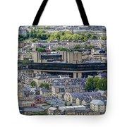 Halifax Panoramic View 3 Tote Bag