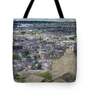 Halifax Panoramic View 4 Tote Bag