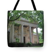 Hall Of Christ In Summer Tote Bag
