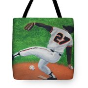 Hall Of Fame Giant Tote Bag