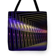 Hall Of Lights Tote Bag