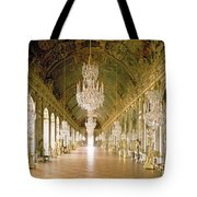 Hall Of Mirrors  The Galerie Des Glaces Tote Bag
