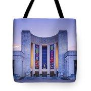 Hall Of State Texas Tote Bag