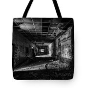 Hall Of Voices Tote Bag
