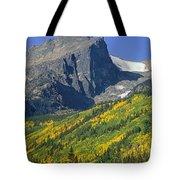 310221-v-hallet Peak In Autumn V  Tote Bag