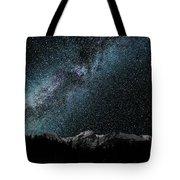 Hallet Peak - Milky Way Tote Bag