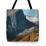 Hallett Peak Fall Colors Tote Bag
