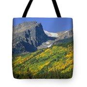 310221-hallett Peak In Autumn  Tote Bag